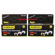 KAMASA GRAPA CORCHETES 0.7 x  6MM