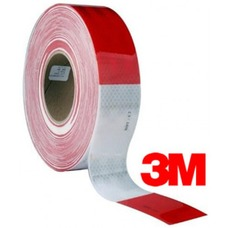 3M BICOLOR CINTA REFLECTANTE  MT