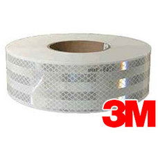 3M BLANCA CINTA REFLECTANTE MT