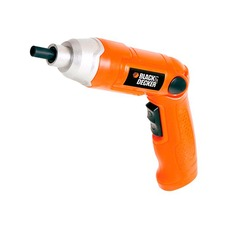 BLACK AND DECKER ATORNILLADOR INALAMBRICO